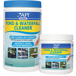 API Pond Pond & Waterfall Cleaner