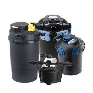 Pressurized Pond Filters
