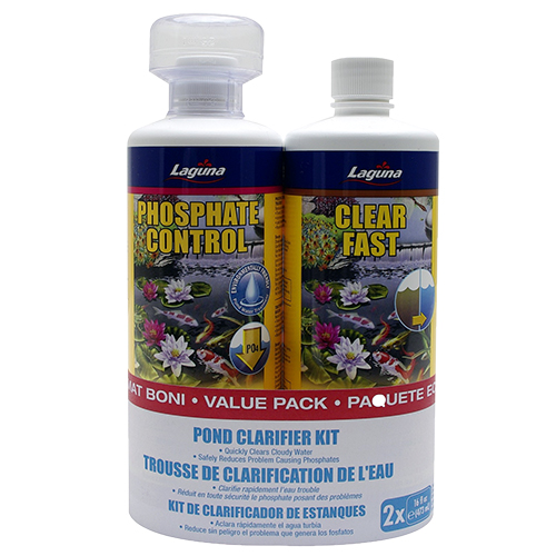 Laguna Pond Clarifier Kit