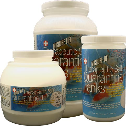 Microbe-Lift Therapeutic Salt for Ponds & Quarantine Tanks