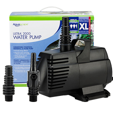 Aquascape Ultra Pumps