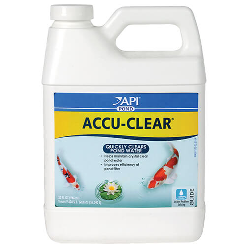 API Pond AccuClear 32 oz. (MPN 142G)