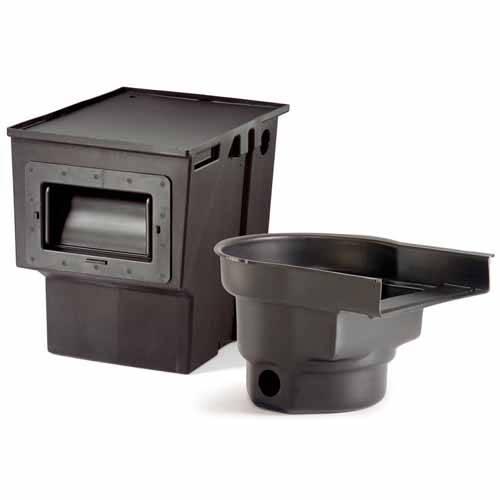 Atlantic combo bf 1250 ps 4000 mpn filt 25 best for Pond skimmer filter