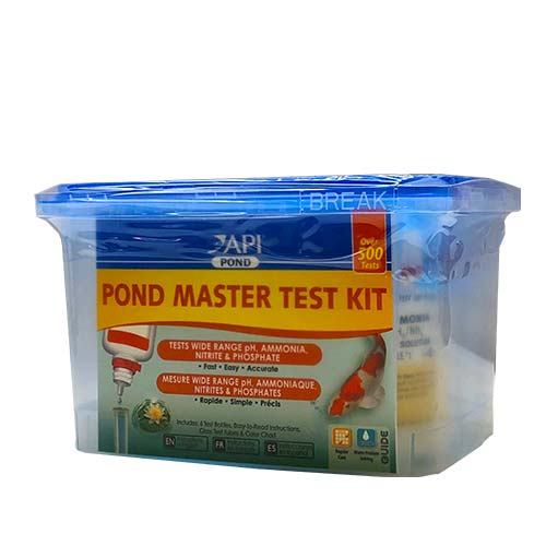 API Pond Master Liquid Test Kit (MPN 164M)