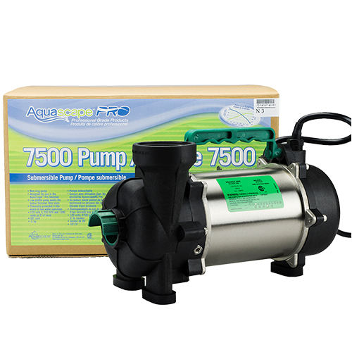 AquascapePRO 7500 Pump (MPN 20004)