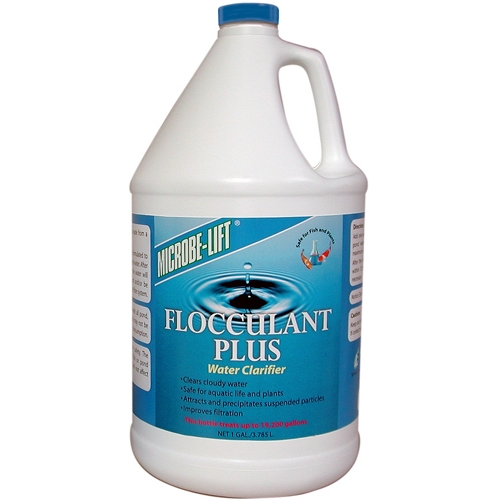 Microbe-Lift Flocculant Plus 1 gallon (MPN FPLUSGAL)