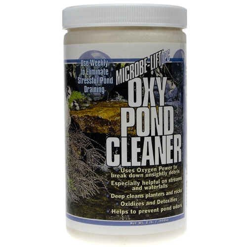 Microbe-Lift Oxy Pond Cleaner 2 lbs (MPN OPCSM)