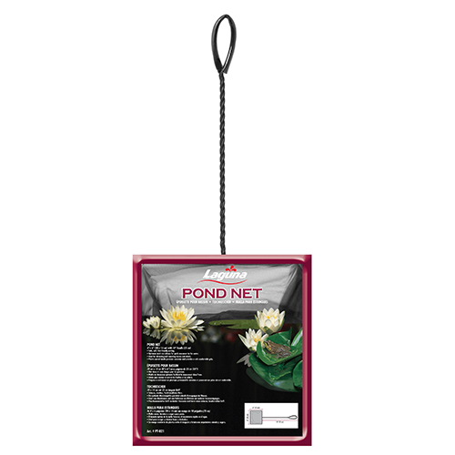 Laguna Mini Pond Net 6 X 8 With 10 Handle Mpn Pt821 Best Prices On Everything For Ponds
