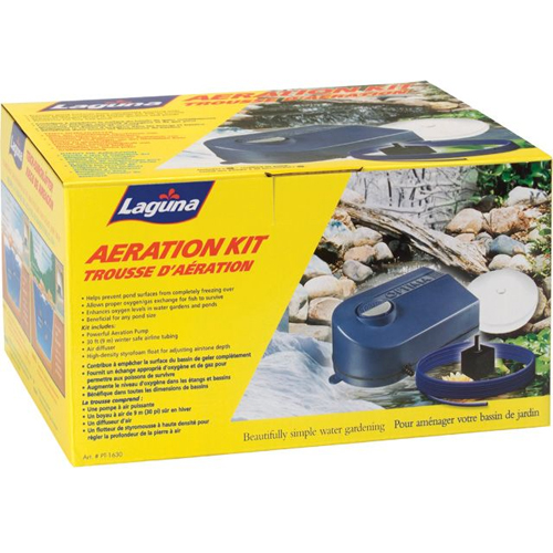 Laguna Aeration Kit Pt 1630 Mpn Pt1630 Best Prices On Everything For Ponds And Water Gardens