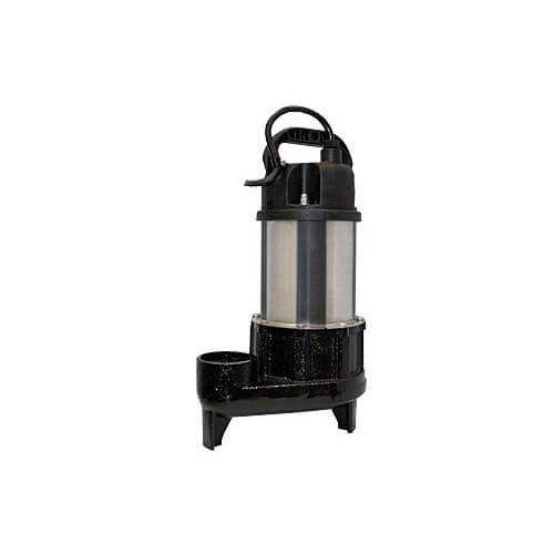 Little giant wgfp75 5400 gph pond pump mpn 566069 for Best pump for a small pond
