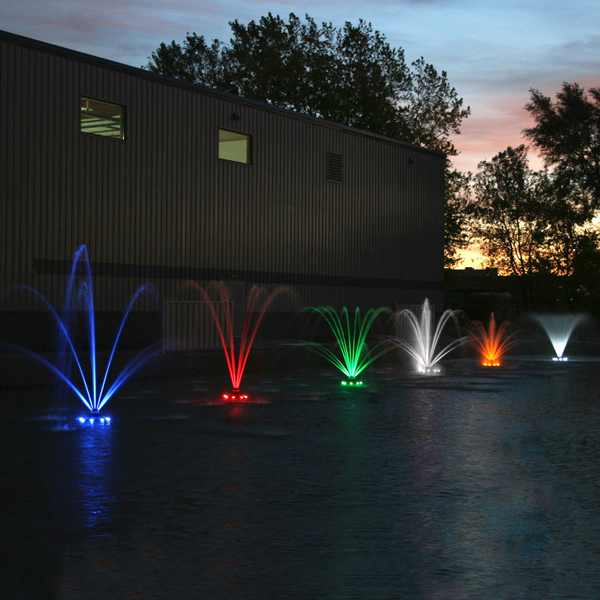 Kasco xStream Fountain LED Lighting (MPN LED8012W100)