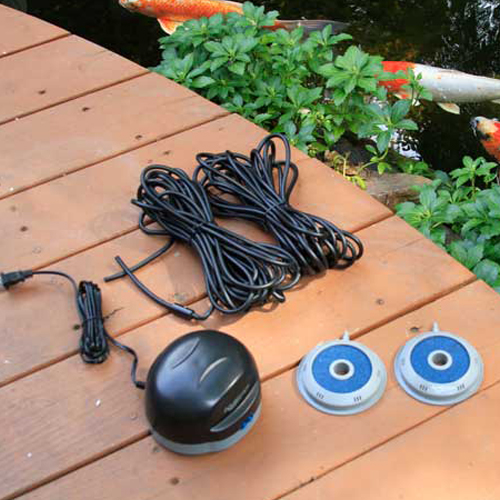 Aquascape Pond Aerator 2 (double outlet aeration kit) (MPN 75000)