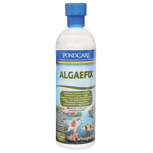 Pond care algaefix 16 oz mpn 169 b best prices on for Pond care supplies