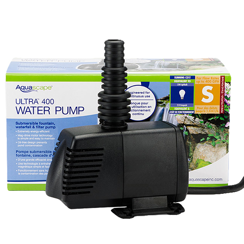 Aquascape Ultra Pump 400 GPH (MPN 91005) - Best Prices on ...