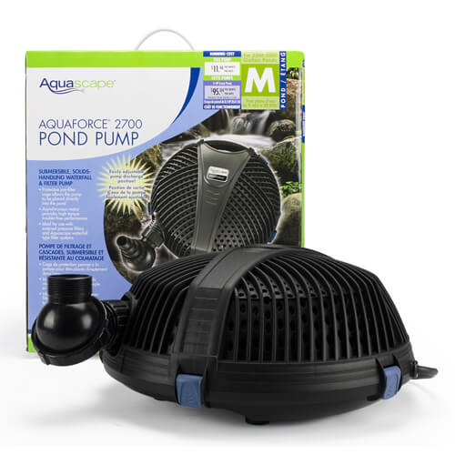 Aquascape AquaForce 2700 Pump (MPN 91012)