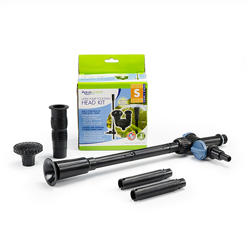 Aquascape Ultra Pump Fountain Head Kit Small Ultra 400