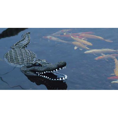 "Aquascape Floating Alligator Decoy 34"" (MPN 93000)"
