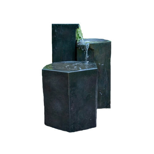 Aquascape Formal Basalt Column Set Fountain Mpn 98936 Best Prices On Everything For Ponds