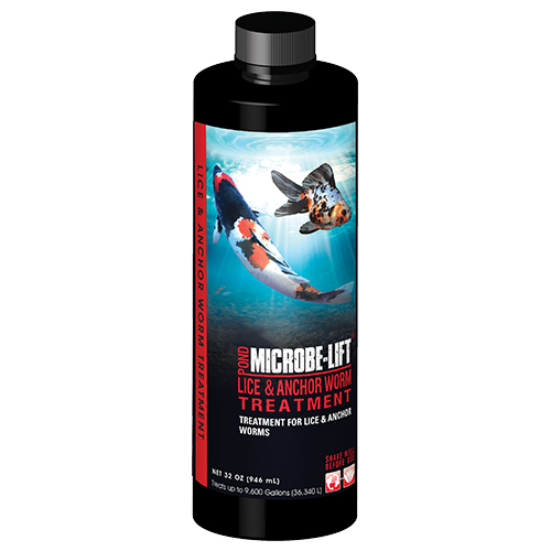 Microbe-Lift Lice & Anchor Worm 32 oz (MPN LAWP32)