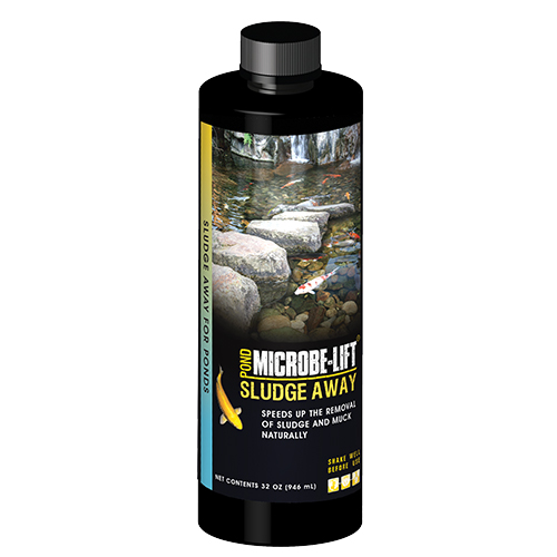 Microbe-Lift Sludge Away 1 Qt. (MPN MLXSAQ)
