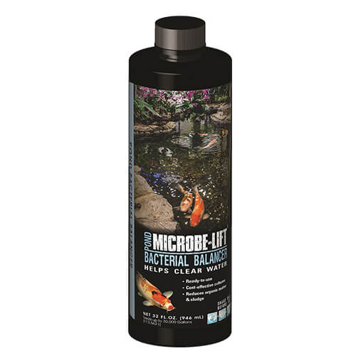 Microbe-Lift Pond Bacterial Balancer 32 oz. (MPN PBB32)