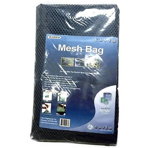 Savio mesh bag for springflo media mpn k5004 best for Pond filter mesh