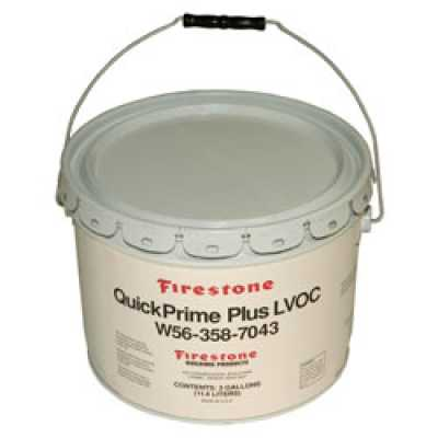 Firestone QuickPrime Plus LVOC (MPN W563587043)