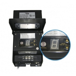 Alpine 300w transformer with timer and photocell (MPN PL108T)
