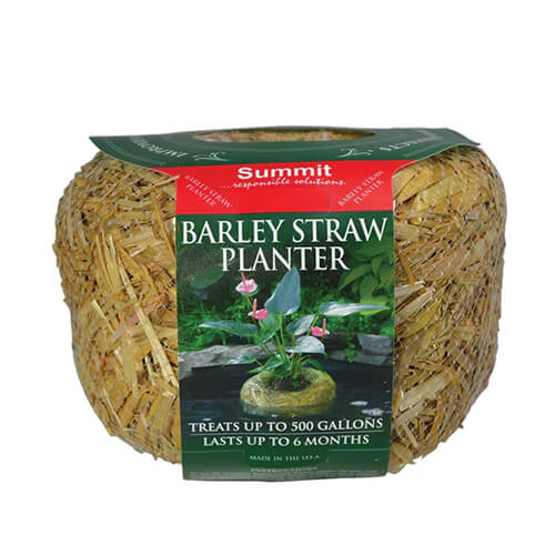 Summit Barley Straw Planters Small (MPN 1138)