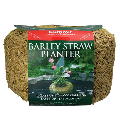Summit Barley Straw Planters Large (MPN 1140)