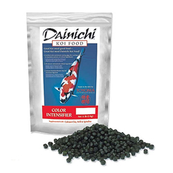 Dainichi Color Intensifier Koi Food, Medium Pellet 5.5 lbs