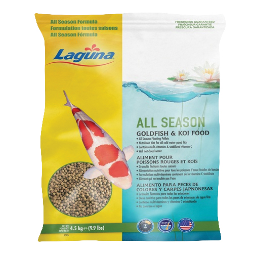 Laguna All Season Goldfish / Koi Floating Food 9.9 lbs (MPN PT85)