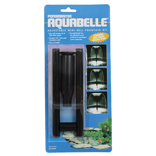 Pondmaster Small Bell Shape Fountain Kit (MPN 02089)