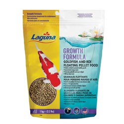 Laguna Growth Enhancing Goldfish/Koi Floating Food 2.2 lb. (MPN PT136)