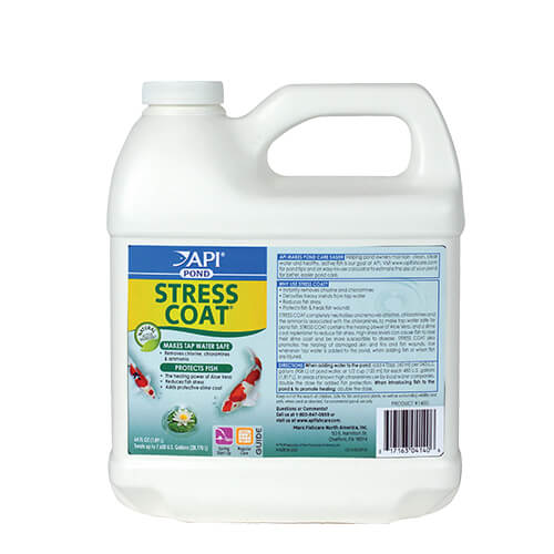 API Pond Stress Coat 64 oz (MPN 140D)
