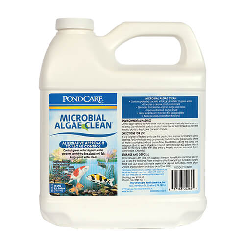 API Pond Microbial Algae Clean 64 oz. (MPN 269 D)
