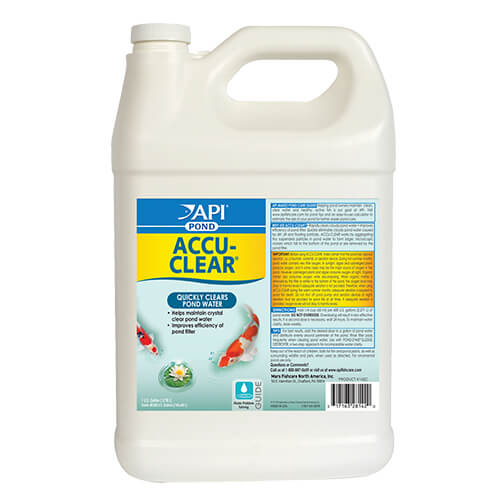 API Pond AccuClear 1 gallon (MPN 142C)
