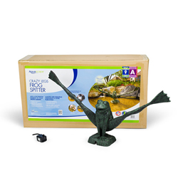 Aquascape Crazy Legs Frog Fountain w/pump (MPN 78010)