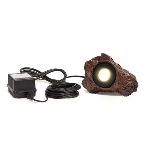 Anjon LED Rock Light kit with Transformer and Photo Cell (MPN 1.5WRLKIT)