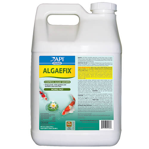 API Pond AlgaeFix 2 1/2 gallon (MPN 169J)