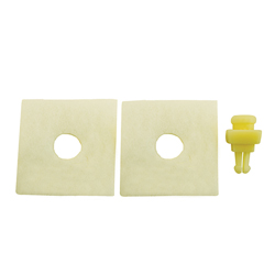 Pond Logic KA40 Replacement Filter 2pack with Retainer Clip (MPN 510149)