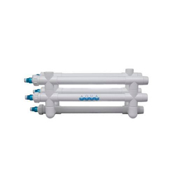 """Aqua Ultraviolet 200 watt UV, 2"""" w/unions, w/o wiper (MPN A00200)"""