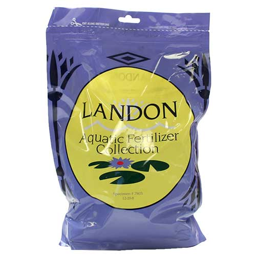 Plantabbs Landon Aquatic Fertilizer Collection Formula 7803 - 3 LB. POUCH 12-20-8 (MPN 1180)