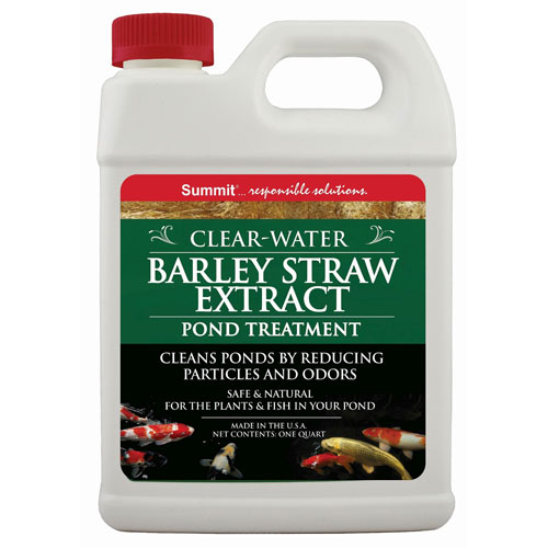 Summit Barley Straw Extract Pond Treatment - 32 oz (MPN 134)