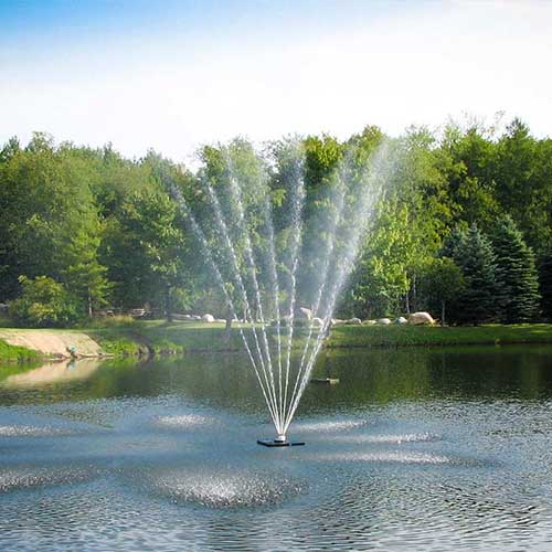 Belcrest Fountain, 1 1/2 HP, 230 V (MPN 13014)