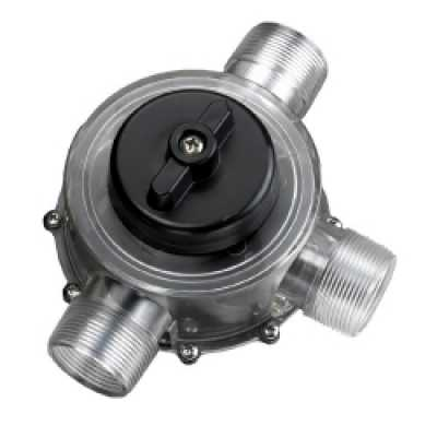 PondMaster BioMatrix Filters 3-Way Valve (MPN 15030)