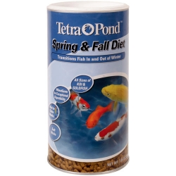 Tetra Spring & Fall Diet 7.05 oz. (MPN 16467)