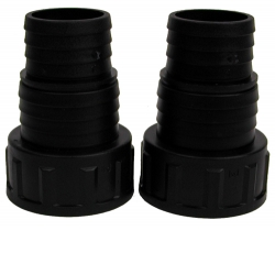 Tetra Pressure Filter & UV Clarifier Stepped Adapter Set (MPN 19389-00)