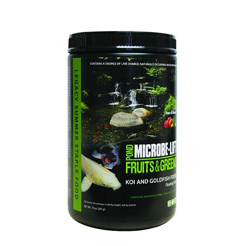 Microbe-Lift Fruits & Greens 10 oz (MPN MLLFGSM)