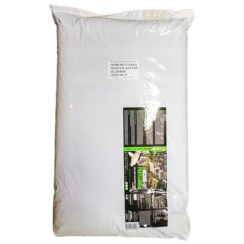 Microbe-Lift Fruits & Greens 40 lbs (MPN MLLFGBAG)